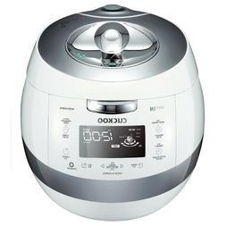 Cuckoo CRP-AHSS1009FN 10 Cups IH Pressure Rice Cooker 120 V