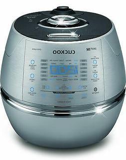 Cuckoo CRP-CHSS1009FN Pressure Rice Cooker, 16.5 x 11.9 x 11