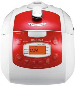 Cuckoo Crp-Fa0610Fr 6 Cup Multifunctional Electric Pressure