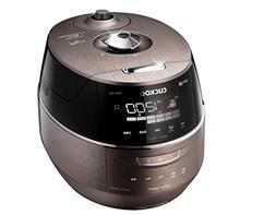 CUCKOO CRP-FHR0610FD 6 Cup Electric Heating Rice Cooker 220V