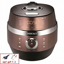 Cuckoo CRP-JHI1030FG IOT Electric Pressure Rice Cooker 220V