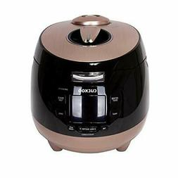 Cuckoo CRP-M1077S Pressure Rice Cooker, 10 Cups, Brown/Black