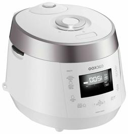 Cuckoo CRP-P1009S Electric Heating Pressure Rice Cooker Whit