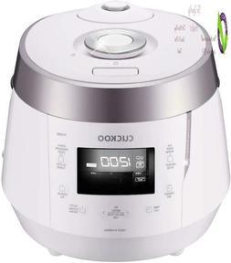 Cuckoo Crp-P1009Sw 10 Cup Electric Heating Cooker  Warmer Pr
