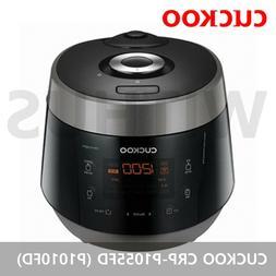 CUCKOO CRP-P1010FD 10 Cups Hot Pressure Rice Cooker 220~240V
