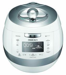 Cuckoo CRP-AHSS1009FN Pressure Rice Cooker 5 Liters / 5.3 Qu