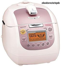 Cuckoo CRP-G1015F 10 Cup Electric Pressure Rice Cooker, 110v