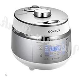 NEW CUCKOO Rice Cooker CRP-EHS0310FW IH Pressure 3 CUPS 220V