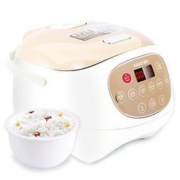 Digital Ceramic Rice Cooker With 3L Ceramic Inner Pot Stove