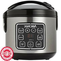 Digital Steamer Rice Cooker Stainless Steel Food Maker Veget