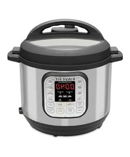 Instant Pot Duo 60 7-in-1 Electric Pressure Cooker, Slow Coo