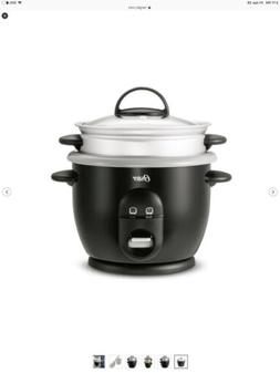 Oster Duraceramic 6-Cup Rice Cooker - Black