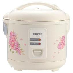Electric 5-Cup Rice Cooker Steamer Pot Portable Lunch Box He