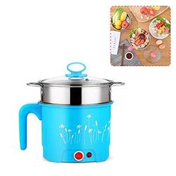 1.8L Capacity Electric Cooker, Multifunctional Stainless Ste
