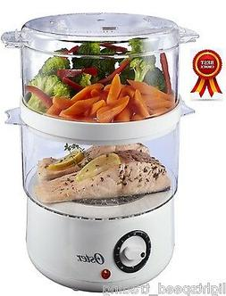 electric food steamer rice cooker vegetable fish