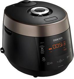 Cuckoo CRP-P1009SB Pressure Rice Cooker, 11.6 x 15.6 x 11.4