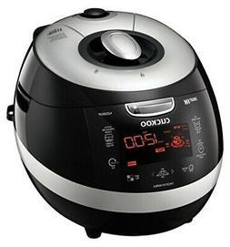 Cuckoo Electric IH Pressure Rice Cooker CRP-HZ0683F 6-Cups B