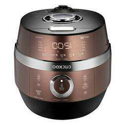 CUCKOO Electric Induction Heating Pressure Rice Cooker CRP-J