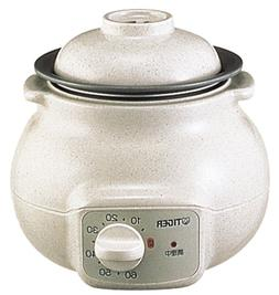 Tiger electric porridge cooker bowl 3 cups of CFD-B280-C