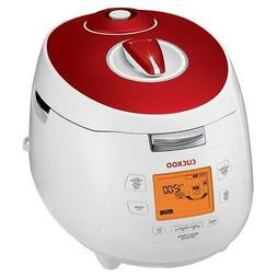 Cuckoo 10-Cup Electric Pressure Rice Cooker, CRP-M1059F, 120