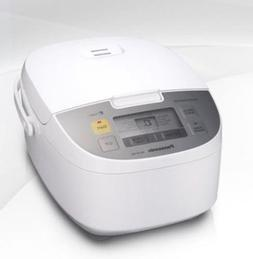 PANASONIC Electric Rice Cooker/Steamer SR-ZE105