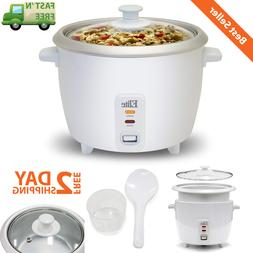 electric rice cooker w automatic warming soups