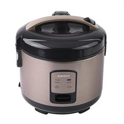 ElectricRice Cooker Mini Rice Cooker, 500W,Includes Exquisit