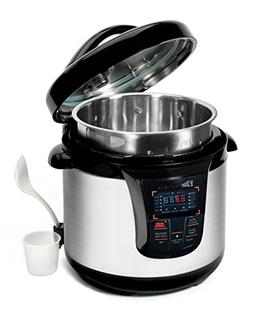 Maxi-Matic EPC-808SS Elite Platinum 8Qt. Electric Stainless