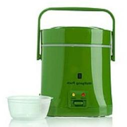 Everyday Essentials 1.5-Cup Perfect Portable Rice Cooker Fin