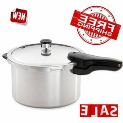 finest 8 qt aluminum cooker