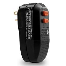 Vantrue GFCI Plug, 3-Prong, 3-Wire, 15 Amp, 120 Volt, Ground