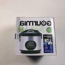 Gourmia GRC770 12 Cup  Rice Cooker and Steamer  - 500W- Stai