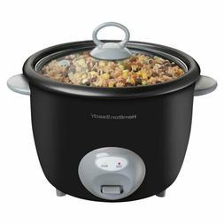 Hamilton Beach - 20-Cup Rice Cooker - Black
