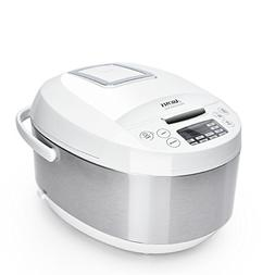 Aroma Housewares 12 Cup Cooked Ceramic Rice Cooker/Multicook