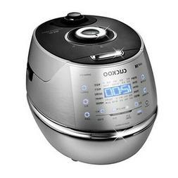 CUCKOO IH CRP-DHR0610FS Pressure Rice Cooker 6 cups 1.08L Pr