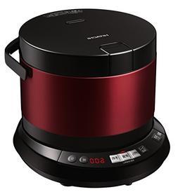 HITACHI IH jar rice cooker  Metallic RedOhitsu Gozen RZ-WS4M
