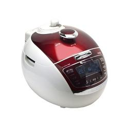 Cuchen Premium IH Pressure Rice Cooker 6Cup WHA-VE0601G by C