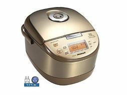 Panasonic IH rice cooker  SR-JHS 18-N / 220 V from Japan