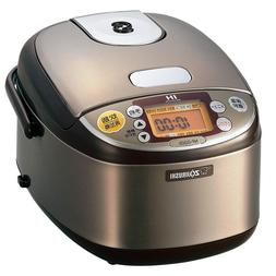 Zojirushi IH Rice Cooker 3gou NP-GG05-XT  Stainless Brown