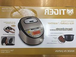 TIGER IH Rice Cooker tacook JKT-W10W 1.0L 【AC220V Area Onl