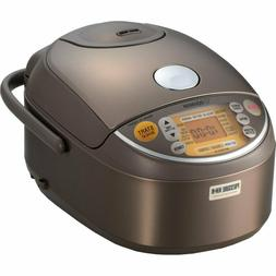 Zojirushi Induction Heating Pressure Rice Cooker  Warmer 1.0