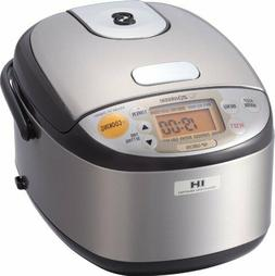 Induction Heating System Rice Cooker and Warmer 0.54 L Stain