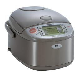 Zojirushi Induction Heating System Rice Cooker & Warmer - SS