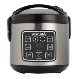 Instant Pot 8-Cup Rice Cooker Food Steamer Programmable Elec