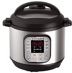Instant Pot Duo Mini 8 Qt Pressure Cooker, Slow Cooker, Rice