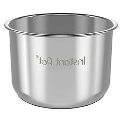 Instant Pot Stainless Steel Inner Cooking Pot  - 8 Quart