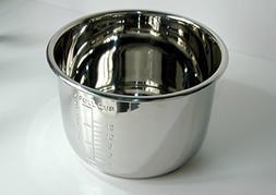 German Pool IP6 Stainless Steel Inner Pot for 6L Multi-cooke