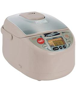 Tiger JAH-T10U-TM 5.5-Cup  Micom Rice Cooker and Warmer with