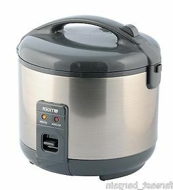 Tiger Japan JNP-S55U Electric 3 Cups  Rice Cooker and Warmer