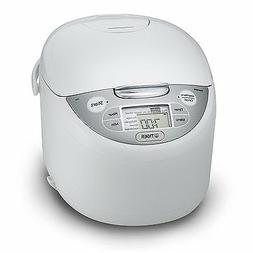 Tiger JAX-R18U-WY 10-Cup  Micom Rice Cooker & Warmer, Steame